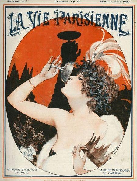 Cheri Herouard    La Vie Parisienne    1922