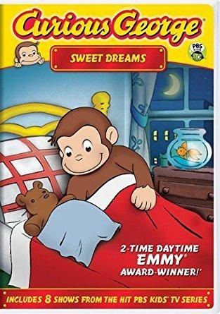 Frank Welker & Jeff Bennett - Curious George: Sweet Dreams