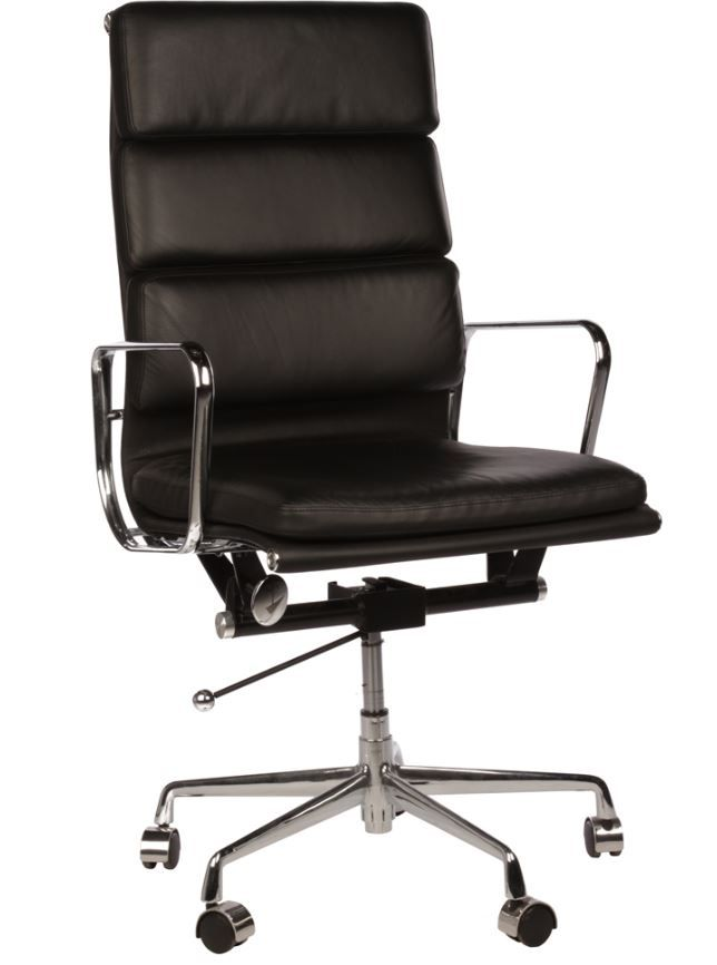 The Matt Blatt Replica Eames Group Aluminium Chair CF Standard