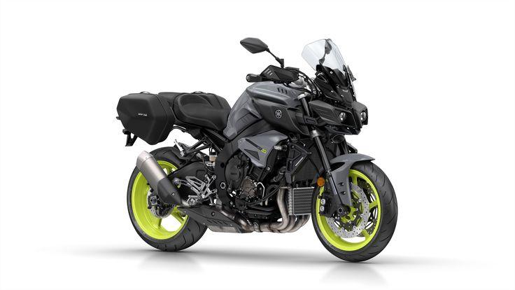 Yamaha MT-10 Tourer Edition '2017