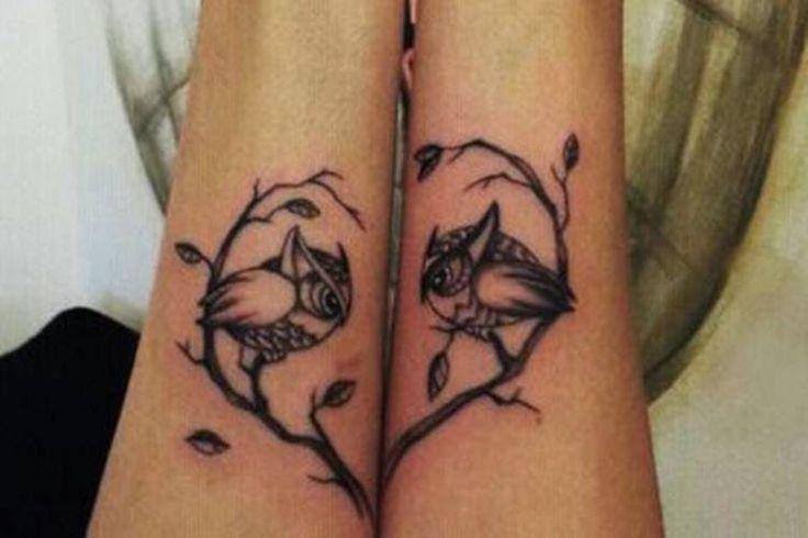 Татуировки для пар – креативные идеи парных тату для влюбленных - Datacube.TV