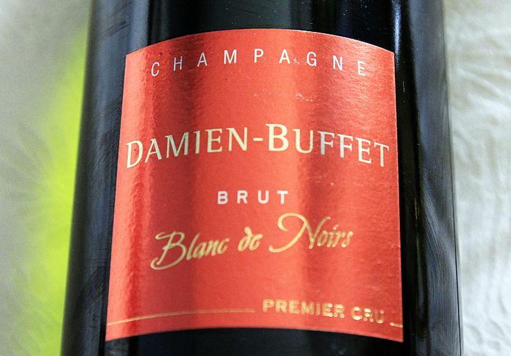 Champagne Damien-Buffet Brut Blanc de Noirs   Champagne 1er cru Damien Buffet et chambre d'hôtes à Sacy près de Reims