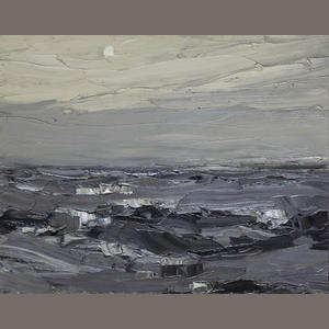 Kyffin Williams - Seascape.