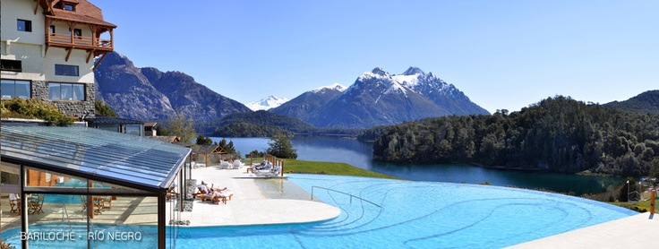 Llao Llao Luxury Hotel & Resort, Golf - Spa in patagonia, Bariloche Argentina