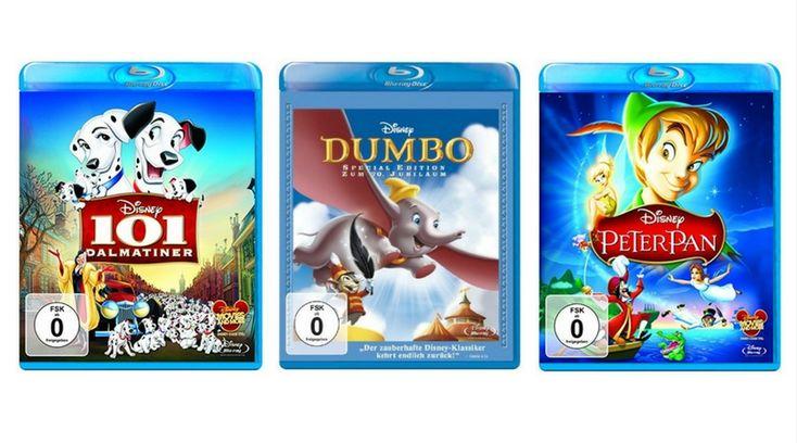 [Angebot] Einige Kinderfilme auf Blu-ray reduziert