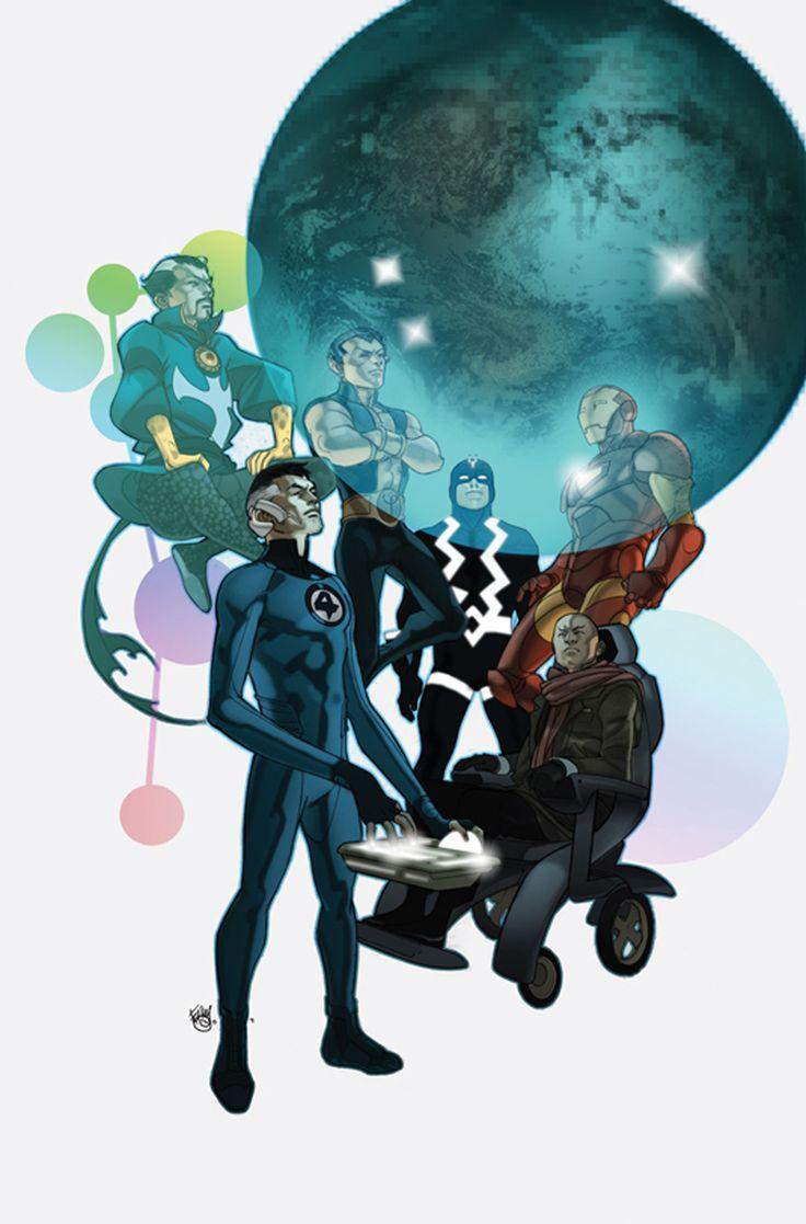 ✭ Dark Reign: Fantastic Four #3