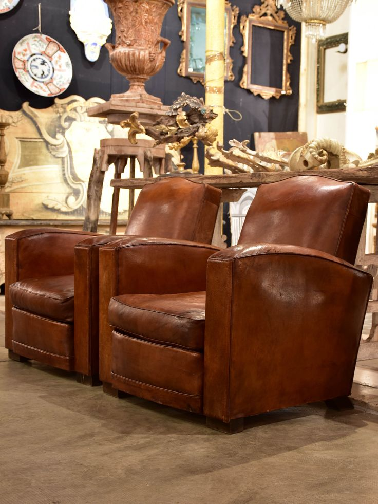 Best 25 Club Chairs Ideas On Pinterest Brown Man Cave