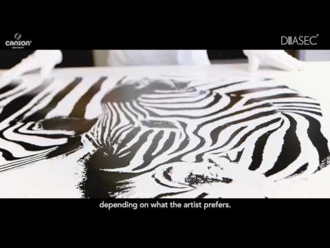 The Diasec® process by Canson Infinity Certified Print lab…