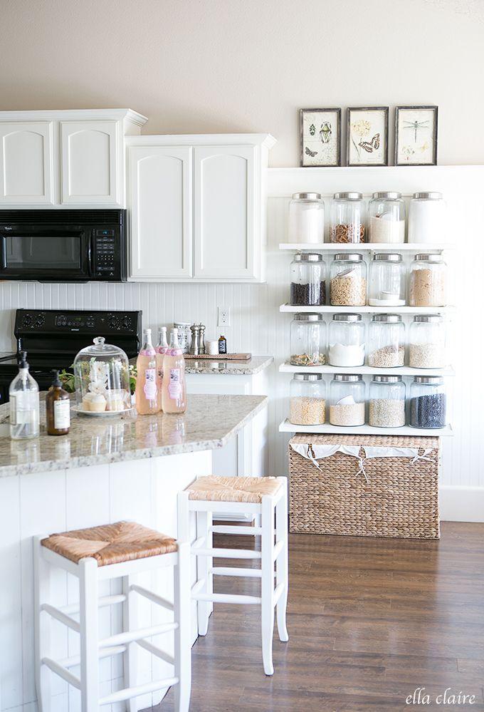 8 best Déco images on Pinterest Kitchen ideas, Petite cuisine and - Comment Installer Un Four Encastrable Dans Un Meuble