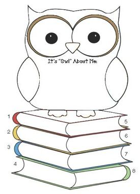 owl activities, owl-themed lessons, back to school ideas, back to school activities, activities for the 1st day of school, icebreakers for s...