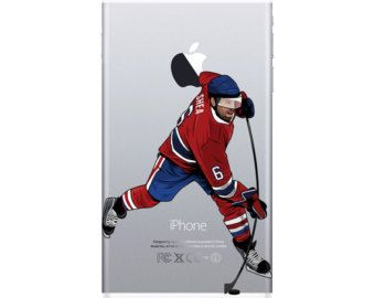 Chucky Montreal Hockey iPhone cases by Northlegends on Etsy