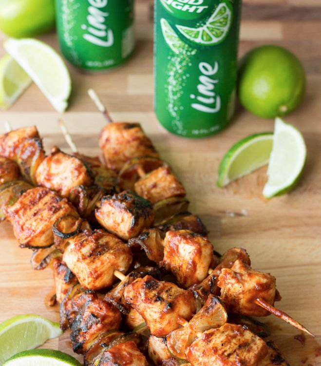 Spicy Bud Light Lime Chicken Recipe!