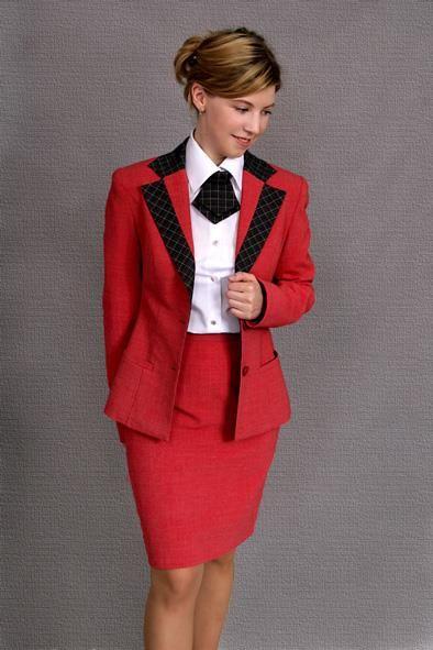 Классические женские костюмы из польши