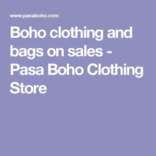 Boho clothing and bags on sales - Pasa Boho Clothing Store