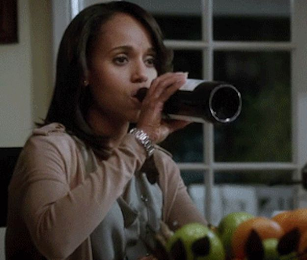 53 Questions You Wish You Could Ask Olivia Pope. -- Why doesn't Pope & Associates have a receptionist?!?