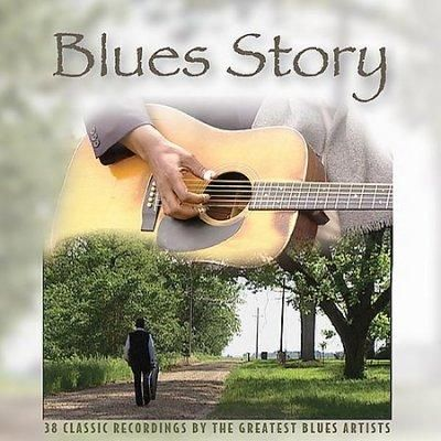 Various - Blues Story, Yellow