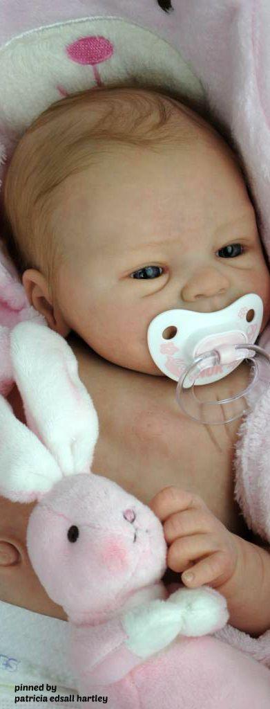 Bespoke Babies~'Coco Malu' Elisa Marx Reborn Baby Girl
