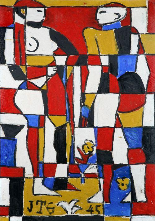 artof57: Obras de Joaquin Torres Garcia: #ART. - Descubra las obras disponibles a la venta en www.modum-art.com #modumart