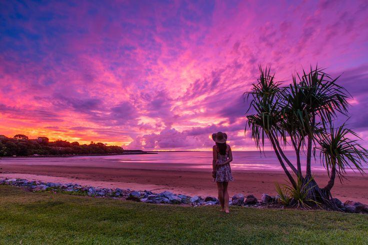 Just a standard sunset in Darwin...