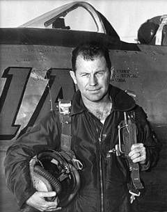 How Chuck Yeager Reached Supersonic Speed