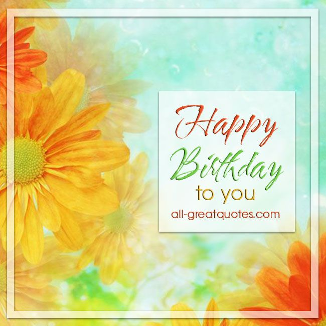 The 25 best Free birthday wishes ideas – Free Birthday Card Wishes