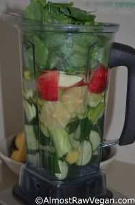 ♡ An encore presentation of my fav Green Juice Smoothie ♡
