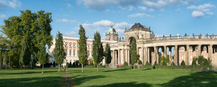 The University of Potsdam is a German public university in the Berlin-Brandenburg region of Germany. It is situated across four campuses in Potsdam, Brandenburg, including the New Palace of Sanssouci and Babelsberg Park. http://www.uni-potsdam.de/