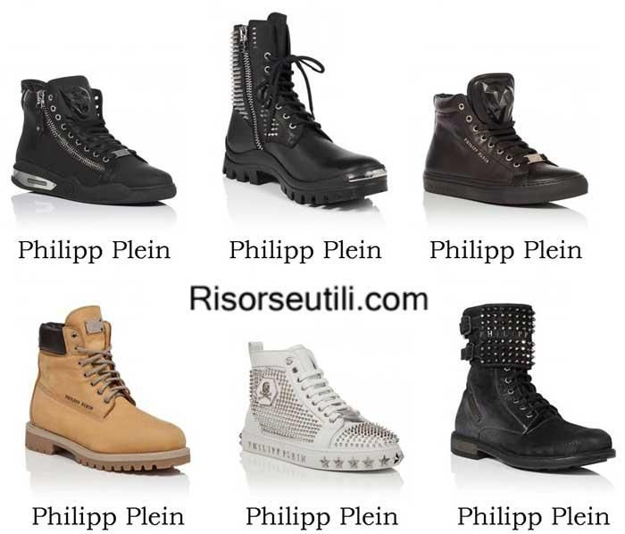 Shoes Philipp Plein fall winter 2016 2017 for men
