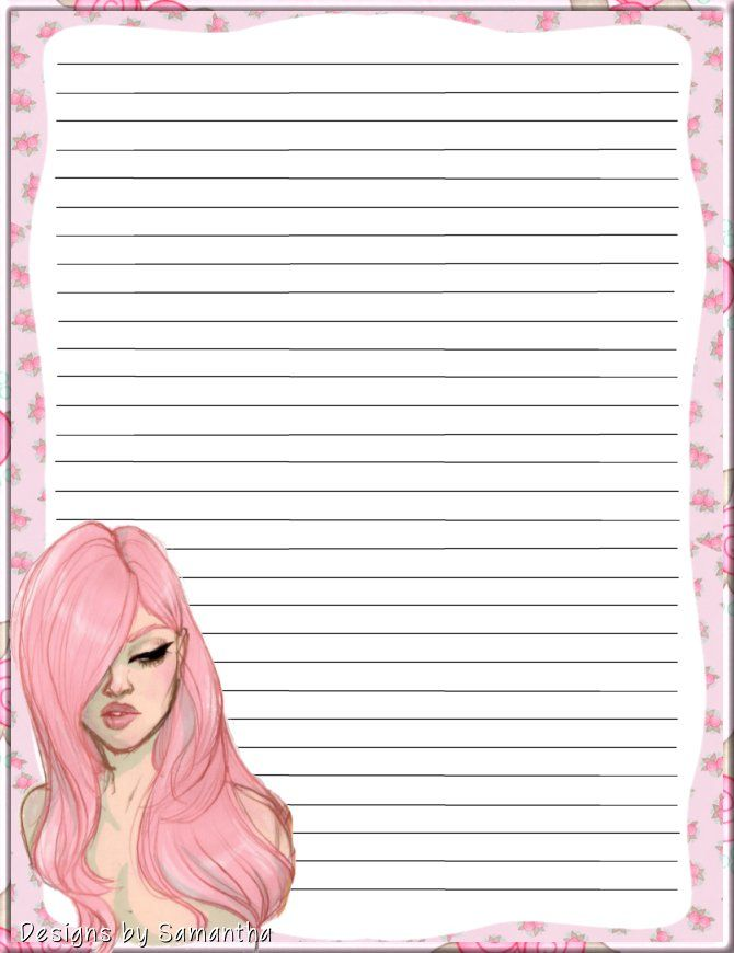 638 best Printable Stationary images on Pinterest Snail mail - diary paper printable