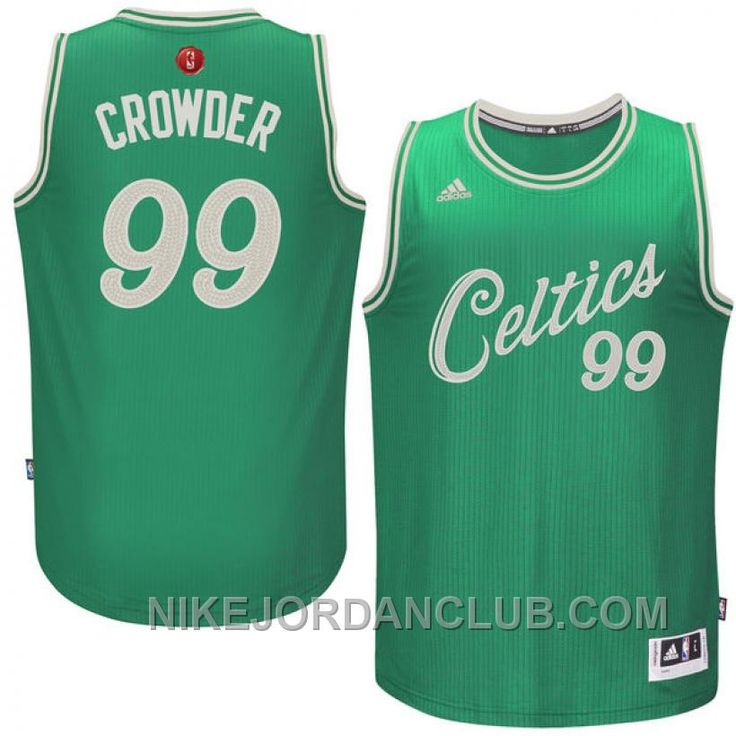 http://www.nikejordanclub.com/nba-201516-season-boston-celtics-99-jae-crowder-christmas-green-jersey-free-shipping.html NBA 2015-16 SEASON BOSTON CELTICS #99 JAE CROWDER CHRISTMAS GREEN JERSEY FREE SHIPPING Only $89.00 , Free Shipping!