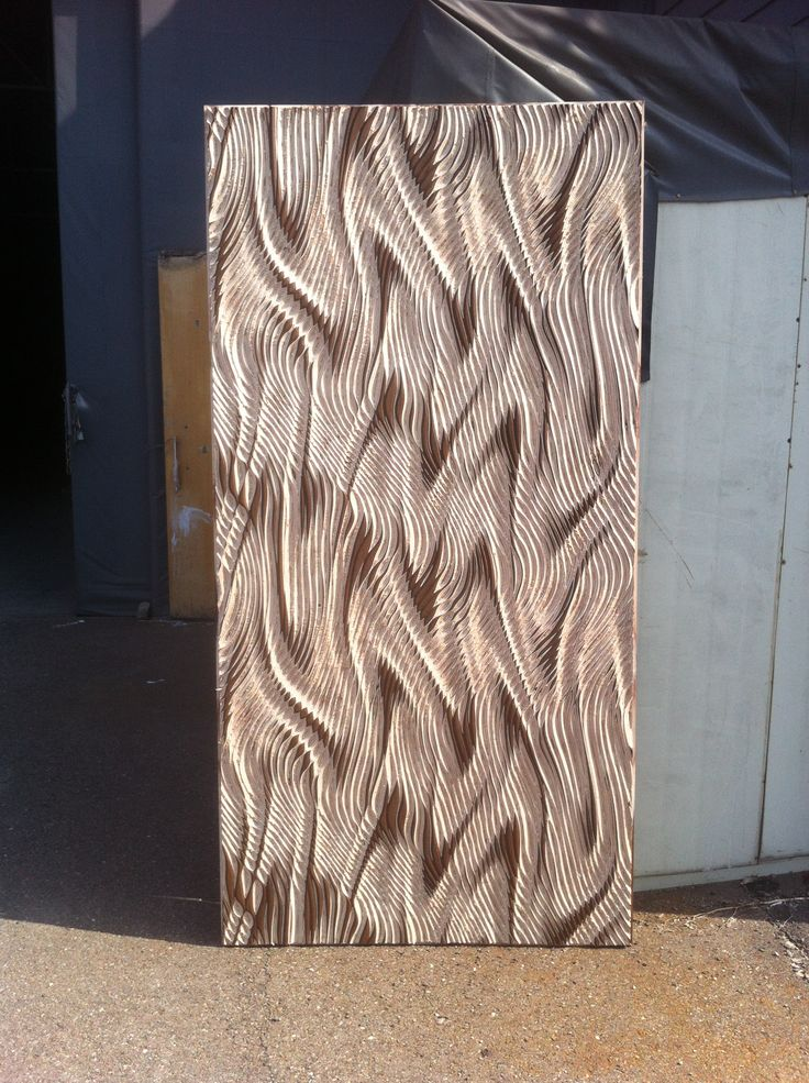 Stia Panel 3d Design Cnc Router 유창석 Www Joinxstudio