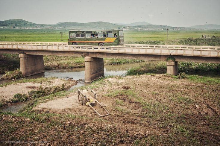 Des clichés inédits de la Corée du Nord, sortis en douce du pays le plus fermé au monde