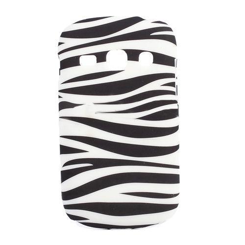 Zebra hard case telefoon hoesje Samsung Galaxy Fame - PhoneGeek.nl