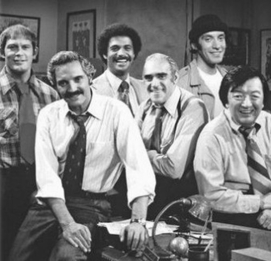 Barney Miller.....New York City's fictional 12th precinct in Greenwich Village with Capt. Barney Miller and his detectives.
