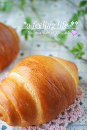 「HBで♪バターロール」菜未♪   お菓子・パンのレシピや作り方【corecle*コレクル】
