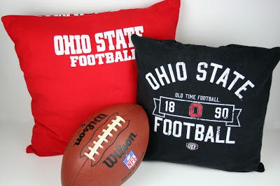 11 DIY Clothing and Decor Projects To Show Your Football Team Spirit