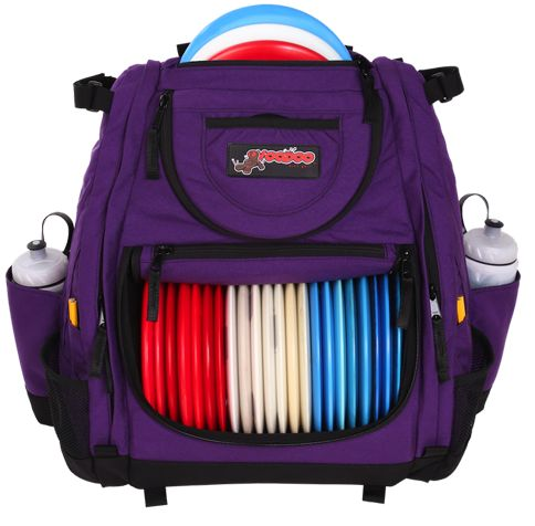 VooDoo Disc Golf backpack  MUST HAVE ONE DAY!!!!!!
