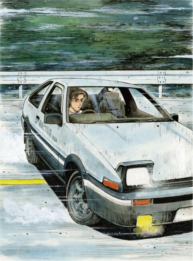 1995年に講談社の「週刊ヤングマガジン」で連載が開始された、しげの秀一先生の永遠の名作「頭文字D」。