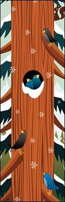Birds in tree / Charlie Adam