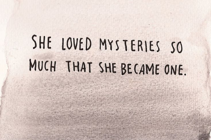 She loved mysteries so much that she became one. Margo. Paper Towns.