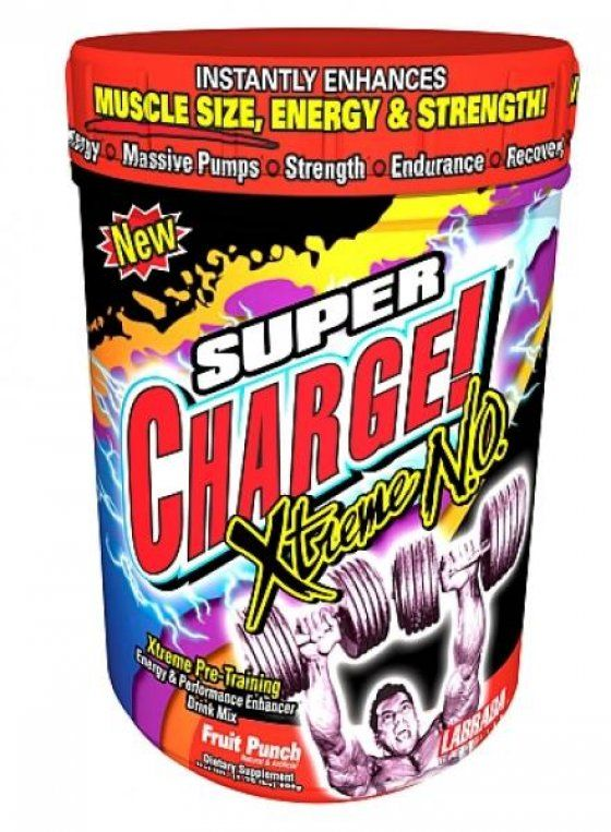 Labrada Super Charge Xtreme (800 g)