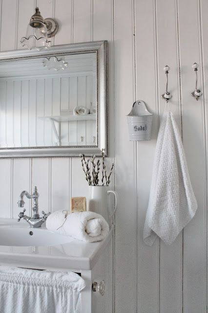 ♕ lovely bathroom, Vibeke Design