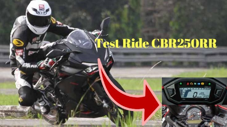 TEST RIDE Paling Keren ALL NEW HONDA CBR250RR - Motor Sport Pertama di I...
