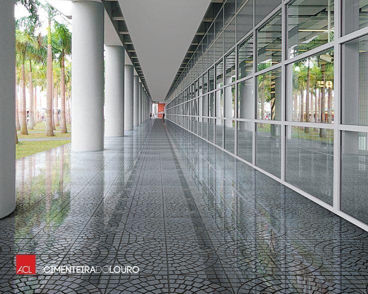 Pavimento de Betão - Relevo Polido -- Concrete Flooring - Relevo Polished
