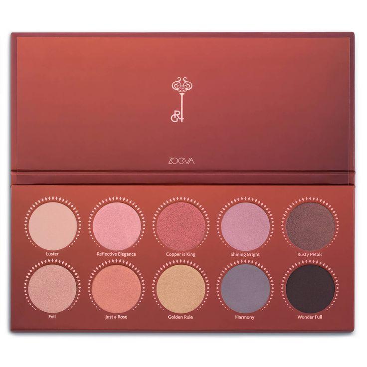 Rose Golden Eyeshadow Palette - Palette di Ombretti di Zoeva su Sephora.it