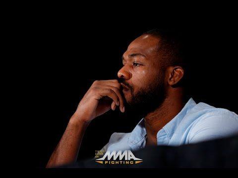 Jon Jones UFC 200 Press Conference Reaction