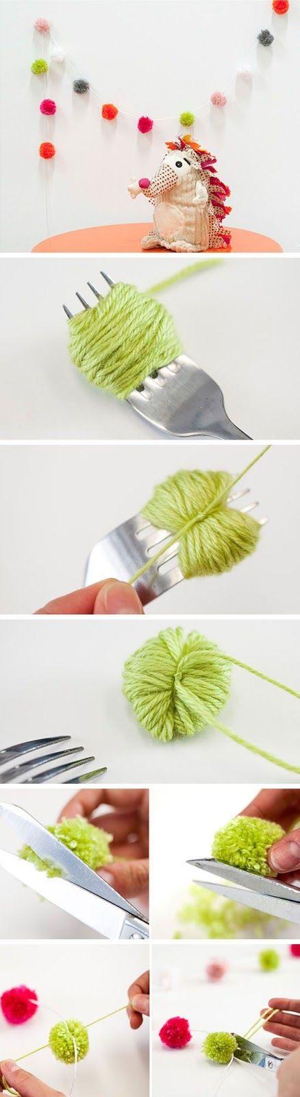 Manualidades: 10 ideas fáciles y bonitas para hacer guirnaldas
