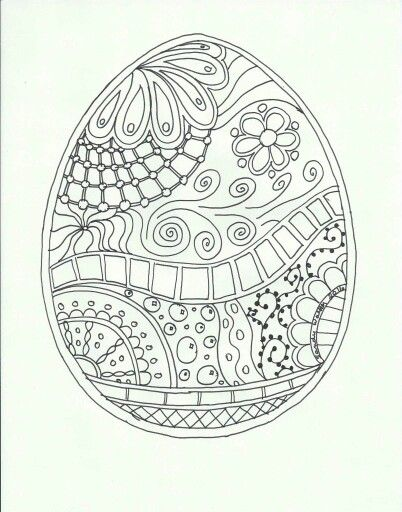 Sandra Walker Free Adult Coloring Pages