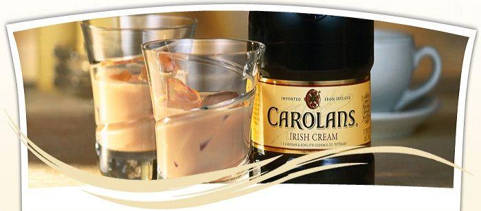 Licor Carolans Irish Cream é o espírito irlandês em uma garrafa, um licor único que combina o verdadeiro whiskey irlandês com creme de leite fresco e uma suave mistura de deliciosos sabores, como o mel.