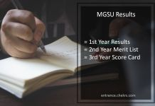 Kuvempu University Result 2017 BA BSC BCOM 1st-2nd-3rd Year Results